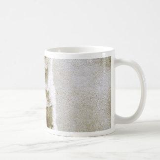 the victor classic white coffee mug