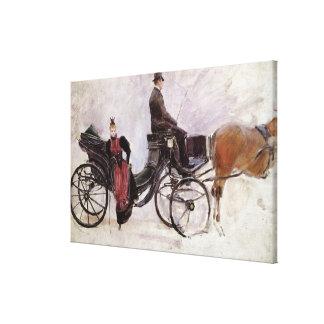 The Victoria, c.1895 Canvas Print