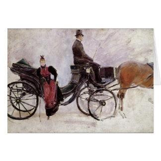 The Victoria, c.1895 Card
