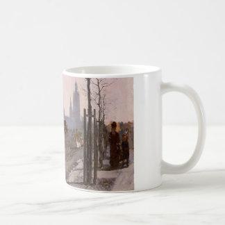 The Victoria Embankment, London by Giuseppe Coffee Mug