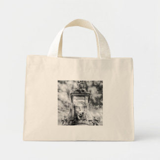 The Victoria Memorial London Mini Tote Bag