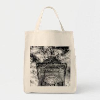 The Victoria Memorial London Tote Bag