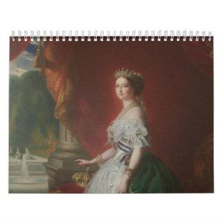 The Victorian Royal Calendar