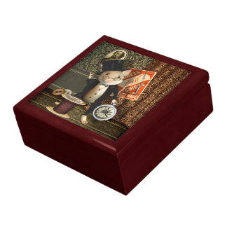 The Victorian Sewing Mouse Gift Box