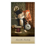 The Victorian Tailor Mouse Business Card