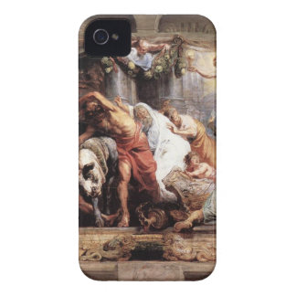 The Victory of Eucharistic Truth over Heresy Peter Case-Mate iPhone 4 Case