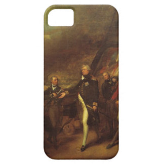 The Victory of Lord Duncan John Singleton Copley iPhone SE/5/5s Case
