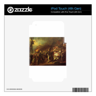 The Victory of Lord Duncan John Singleton Copley iPod Touch 4G Decal