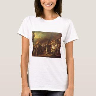 The Victory of Lord Duncan John Singleton Copley T-Shirt