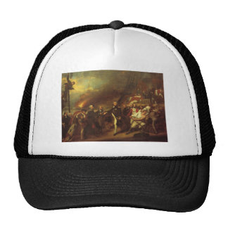 The Victory of Lord Duncan John Singleton Copley Trucker Hat