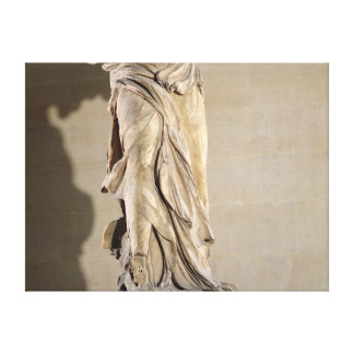 The Victory of Samothrace Stretched Canvas Prints