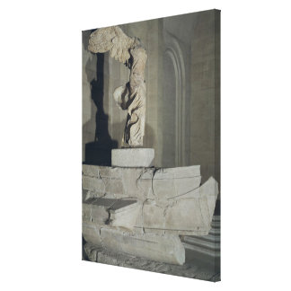 The Victory of Samothrace Canvas Print