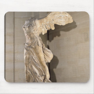 The Victory of Samothrace Mouse Pad