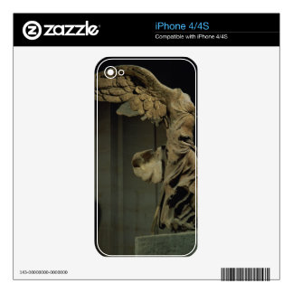 The Victory of Samothrace (Parian marble)  (see al Decal For iPhone 4