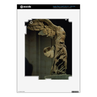The Victory of Samothrace (Parian marble)  (see al iPad 3 Skins