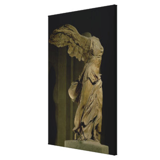 The Victory of Samothrace (Parian marble) (see als Canvas Print