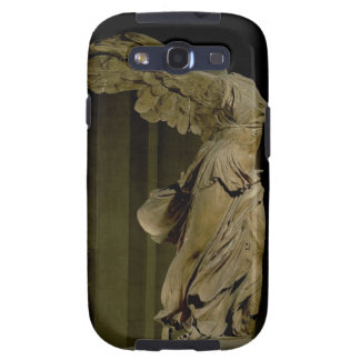 The Victory of Samothrace (Parian marble) (see als Samsung Galaxy SIII Cover