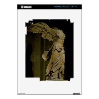 The Victory of Samothrace (Parian marble) (see als iPad 3 Skin