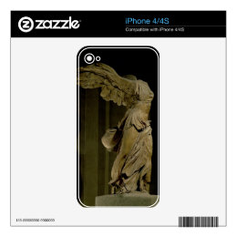 The Victory of Samothrace (Parian marble) (see als iPhone 4 Skin