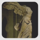 The Victory of Samothrace (Parian marble) (see als Square Sticker