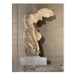 The Victory of Samothrace Post Card