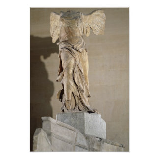 The Victory of Samothrace Poster