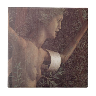 The victory of virtue by Andrea Mantegna Tile