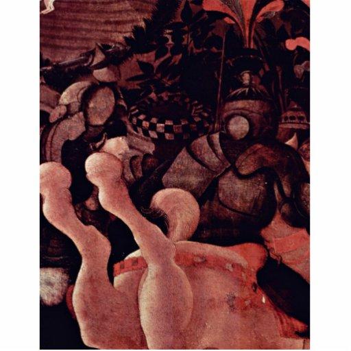 The Victory Over Bernardino Della Ciarda Detail Acrylic Cut Out