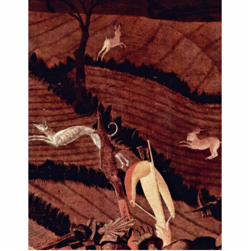 The Victory Over Bernardino Della Ciarda Detail Acrylic Cut Outs