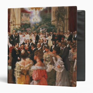 The Viennese Ball 3 Ring Binders