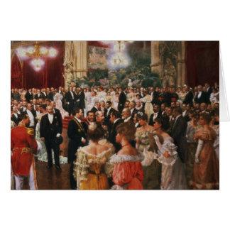 The Viennese Ball Card
