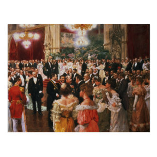 The Viennese Ball Postcards