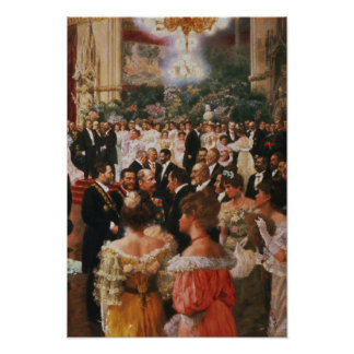 The Viennese Ball Poster