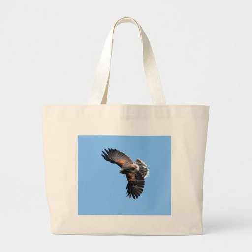The view from above jumbo tote bag