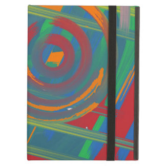 The view from beneath the Beach Cliff iPad Air Cover