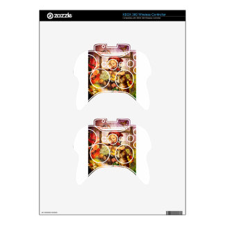 THE VIEW FROM MOTHER'S WINDOW.jpg Xbox 360 Controller Skin
