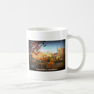 THE VIEW FROM PHENIX CITY, ALABAMA CLASSIC WHITE COFFEE MUG