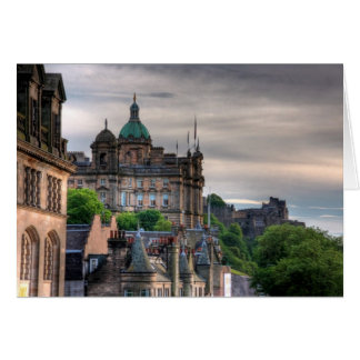 The view from the Scotsman Card