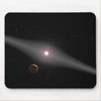 The view from the vicinity mouse pad