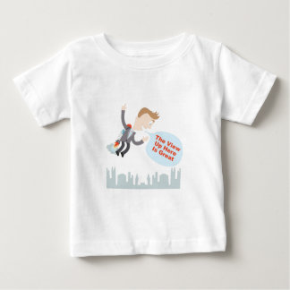 The View Up Is Great Tee Shirts