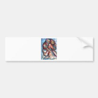 The Viewer As The Artist Bumper Sticker