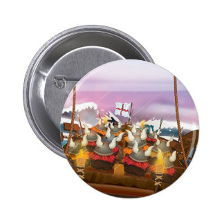 The Vikings 2 Inch Round Button