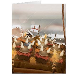 The Vikings Card
