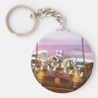 The Vikings Keychain