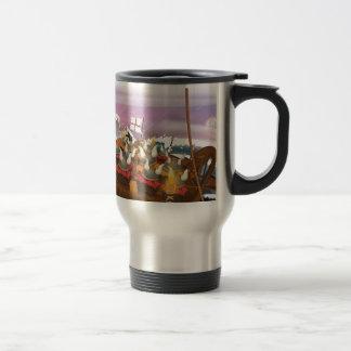 The Vikings Travel Mug