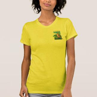 "The Villa Hermosa ""happy monkey"" Women's Petite T T-shirt"