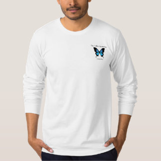 The Villa Hermosa Men's Fitted Long Sleeve T-Shirt