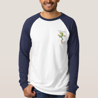 The Villa Hermosa Men's Long Sleeve Raglan T-Shirt