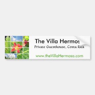 The Villa Hermosa Sticker
