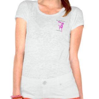 The Villa Hermosa Women's Burnout T-Shirt